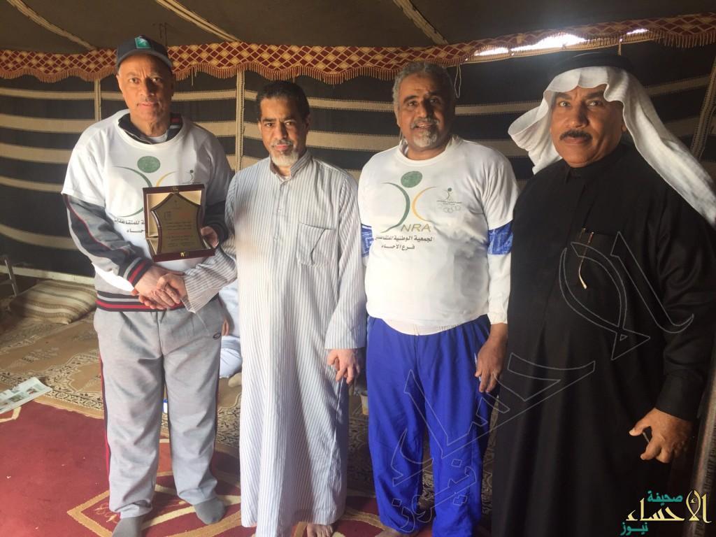 بالصور.. جمعية المتقاعدين بالأحساء تنظم رحلة برية لمنسوبيها