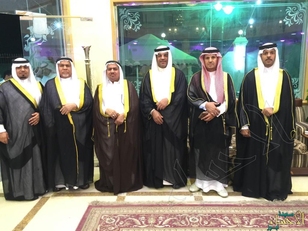 """الحسان"" تحتفل بزفاف ابنها ""مهدي"""