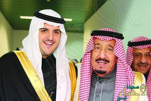 خادم الحرمين يشرّف حفل زواج فواز بن سلطان بحضورعدد من الأمراء والمسؤولين