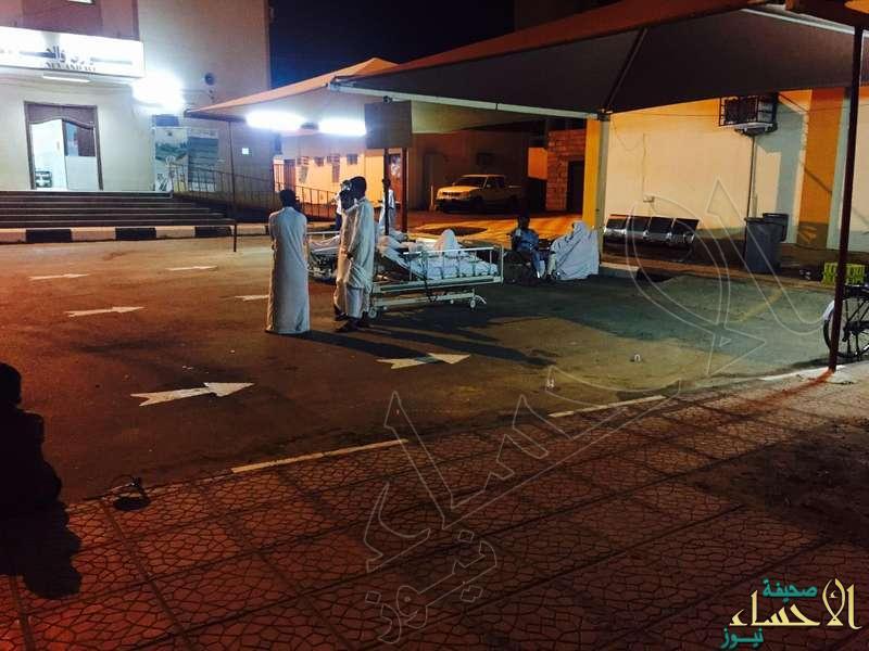 """بعد """"كارثة الفجر"""".. حريق يقذف بمرضى مستشفى الطوال فجراً لمواقع آمنة"""