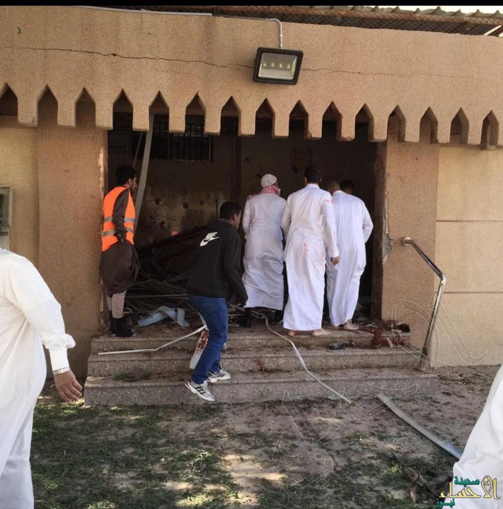 الصحف الغربية تتفاعل مع حادث #تفجير_الأحساء ..ويقظة الأمن صِمَام الأمان