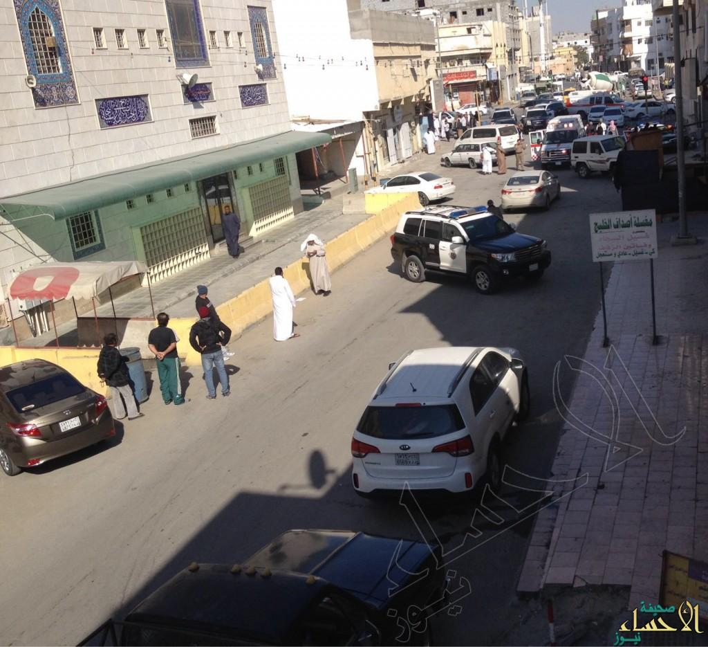 شرطة #الشرقية: استشهاد قائد دورية و مرافقه في حادث سطو مسلح بسيهات