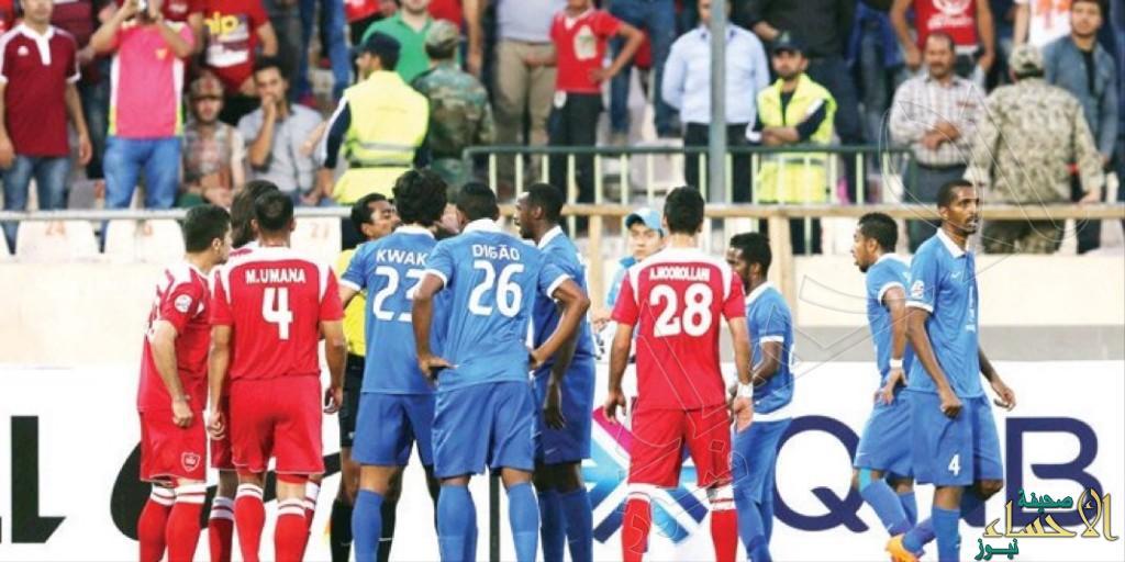 المملكة تطلب إقامة مباريات فرقها مع نظيرتها الإيرانية في قطر