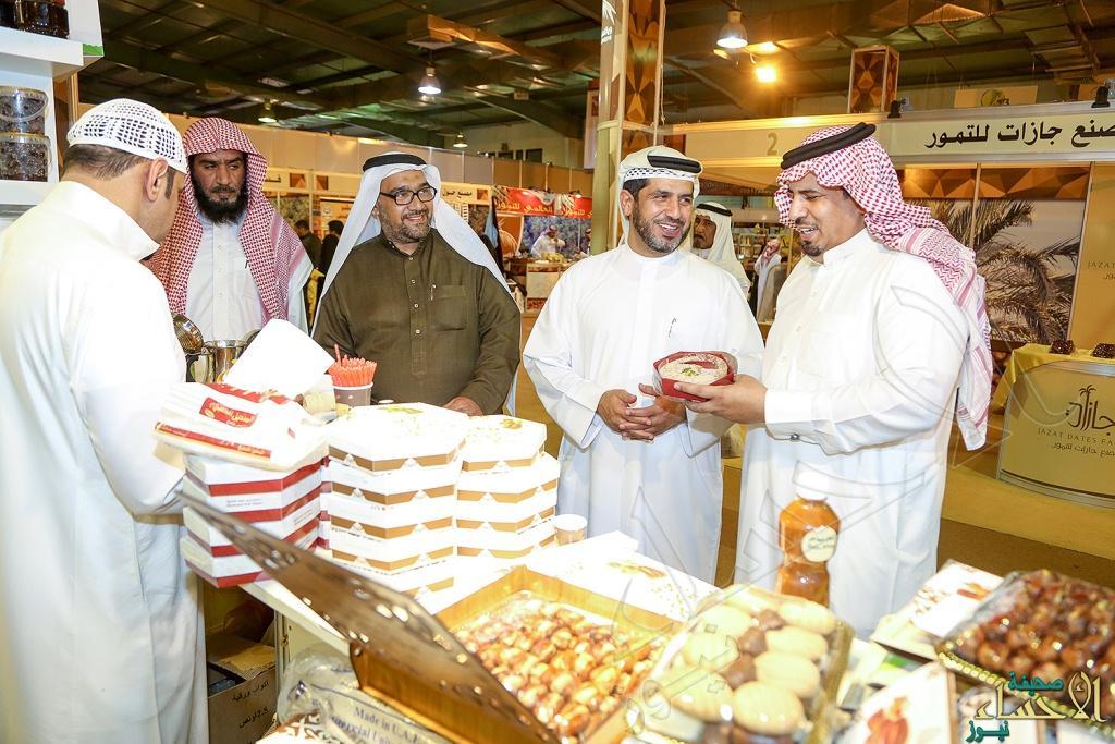 تاجر التمور الاماراتي محمد بن سهيل المزروعي