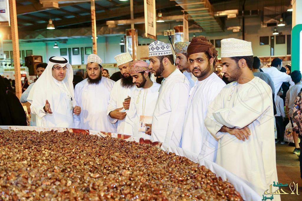زائرين من سلطنة عمان
