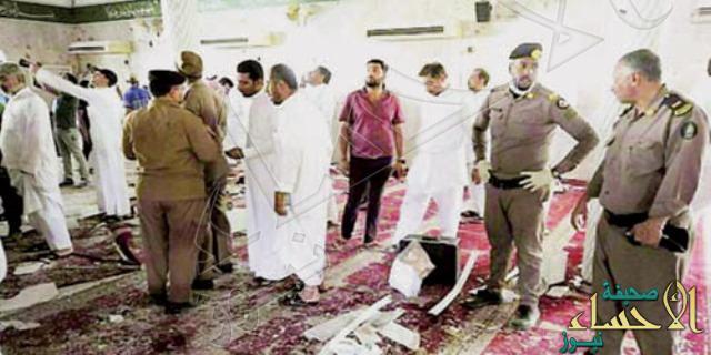 """7 هجمات إرهابية على """"بيوت الله"""" بالمملكة خلال 15 شهراً"""