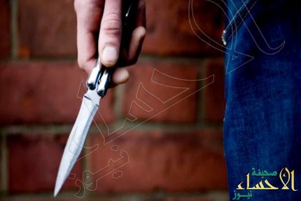 في #الأحساء .. القصاص من جانٍ قتل مواطناً بسكين