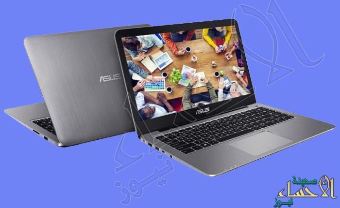"""أسوس تطلق حاسوبها المحمول """"VivoBook"""" بسعر 399 دولارا"""
