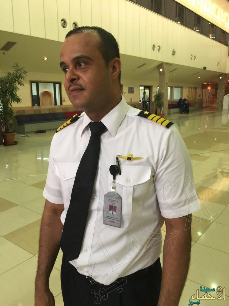 وفاة كابتن طائرة سعودية قبيل هبوطها بمطار الرياض