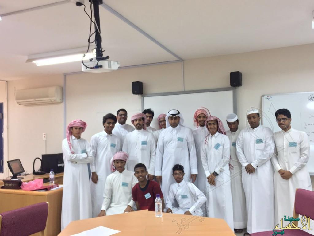 انطلاق مهرجان اللغة العربية الأول بثانوية سعد بن عبادة