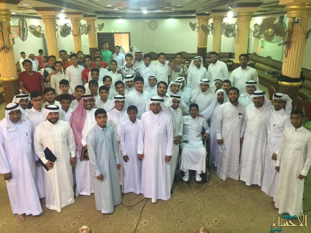 """""""هاشم العلي"""" يرسم خطوات أبنائنا نحو أرقى الجامعات في محاضرة مميزة بالرميلة"""
