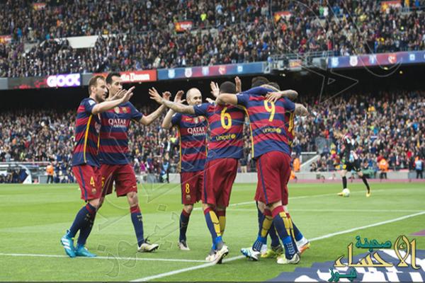 #الأهلي يواجه برشلونة في لقاء الأبطال بالدوحة