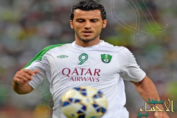 السومة يبدي رغبته في العودة لتمثيل منتخب سوريا