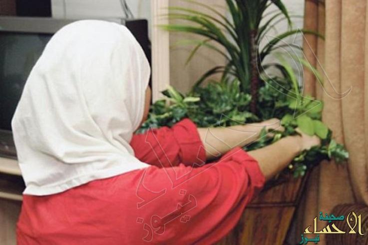 العمل : خدمة تأجير العاملات المنزليات خلال أسبوعين