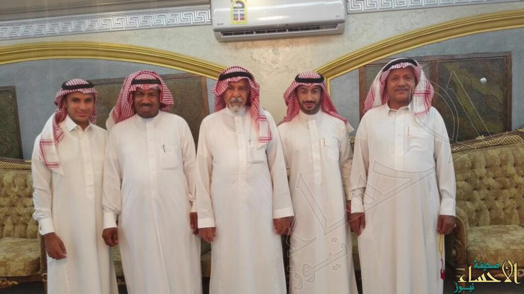 """""""البوحمد"""" تحتفي بسلامة """"عبدالعزيز"""""""