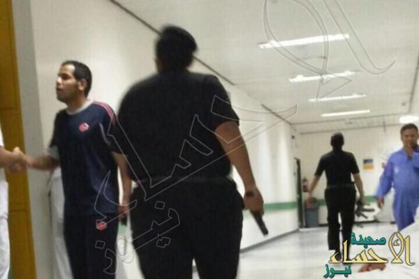 بالصور.. الأمن يطوق مستشفى الملك خالد بحائل بعد إطلاق نار داخله