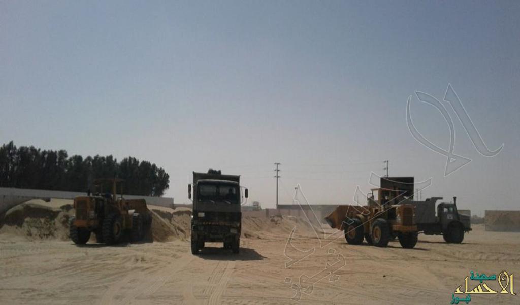 من مشاريع النظافة بالمدينة والهجر
