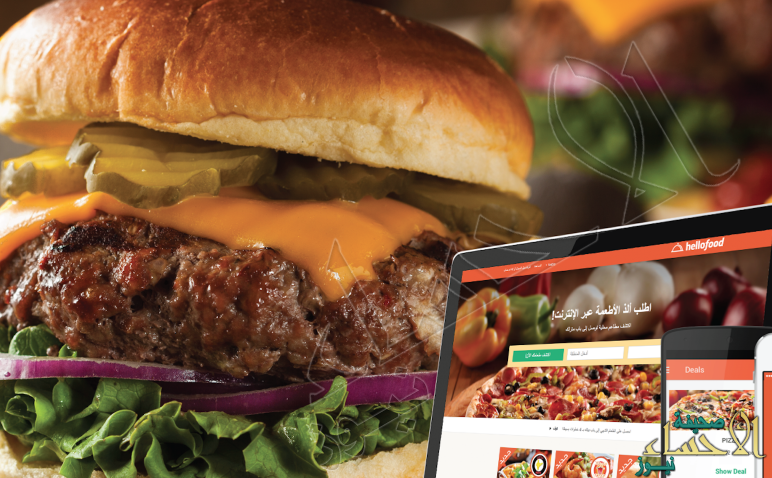 """السعودية تتصدر عالميًا في استخدام """"تطبيقات"""" طلب الطعام"""