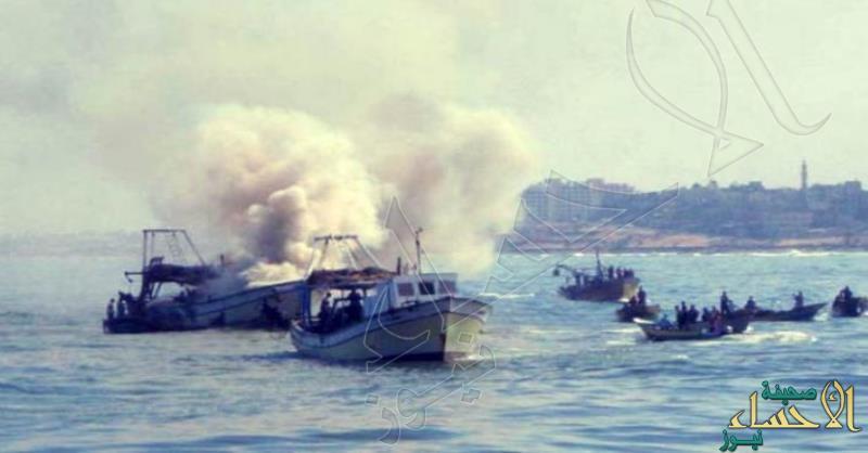زوارق إسرائيلية تستهدف مراكب الصيادين في السودانية