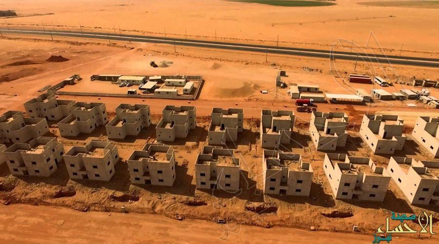 الإسكان: تجهيز #مائة_ألف_منتج_سكني للتخصيص والتسليم الشهر المقبل