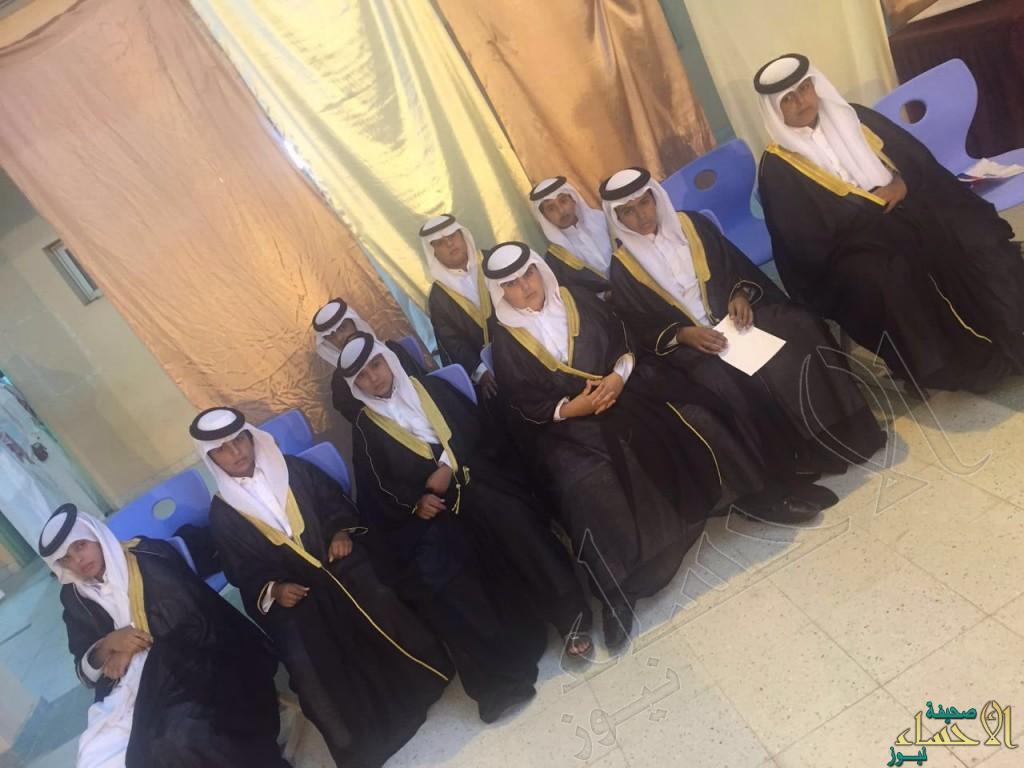 """في """"حرّض"""" .. ابتدائية """"إياد أبو السمح"""" تحتفي بطلابها"""