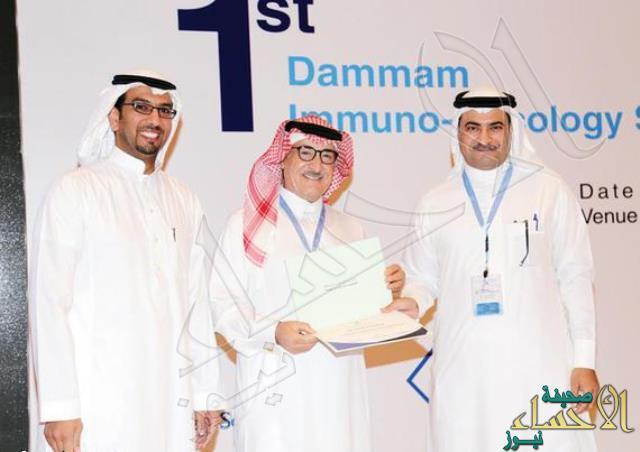 """طبيب """"سعودي"""" يقدم علاج جديد بديلاً من الكيماوي لمرضى السرطان"""