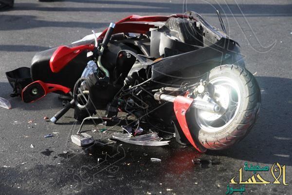 وفاة دبلوماسي سعودي في سباق دراجات نارية !