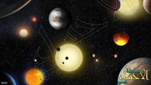 ناسا: اكتشاف 9 كواكب قد تصلح للحياة !