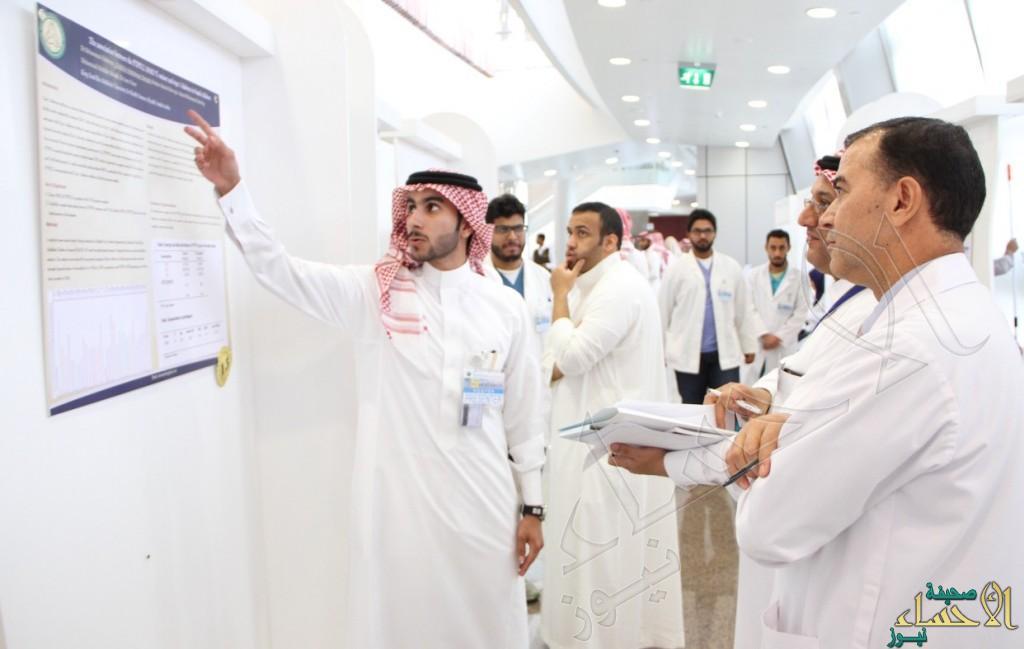 بالصور.. أجواء تنافسية تحيط بالمؤتمر الخامس لمركز الملك عبدالله العالمي للأبحاث