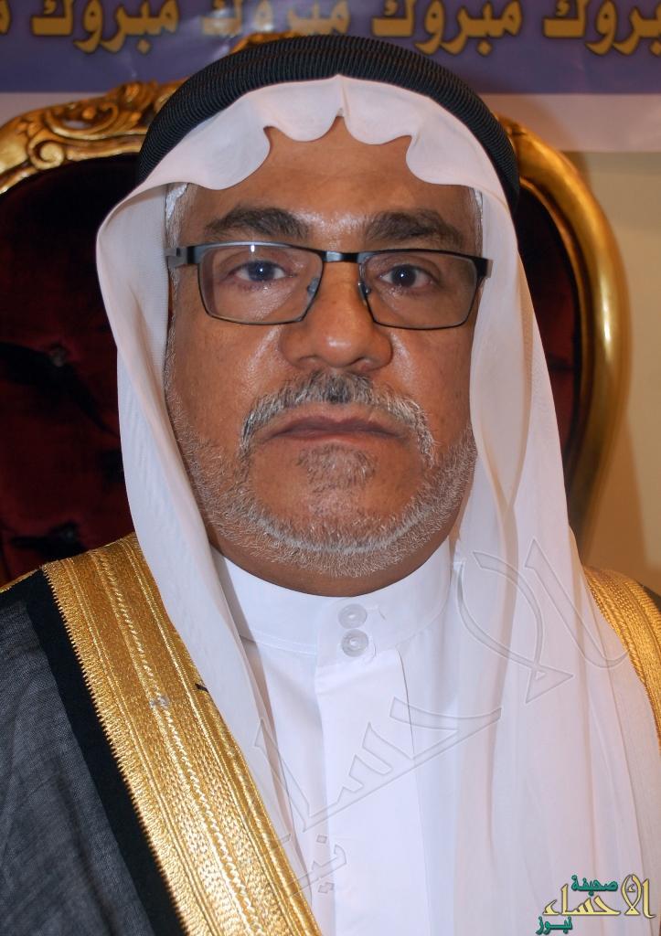 الشيخ أمير  الغزال والد العريس