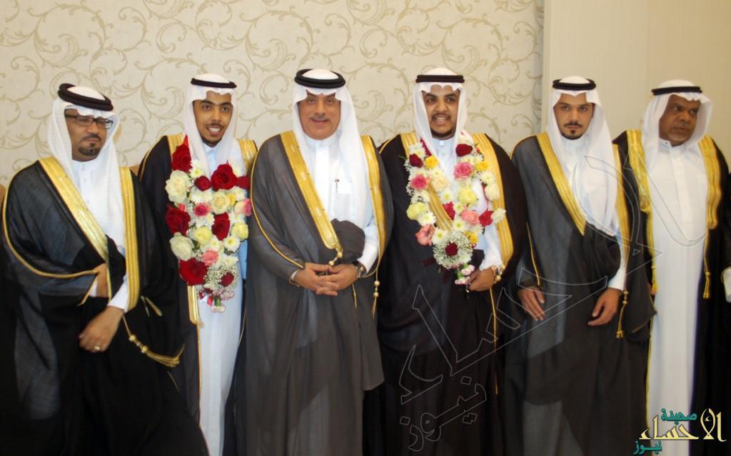 """القنبر والحسين تحتفلان بـ""""حسين"""" و""""علي"""""""