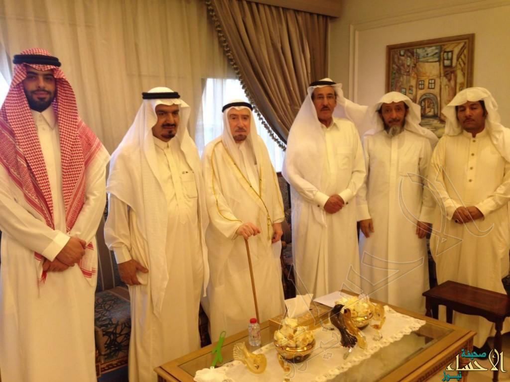 """بالصور… رجل الأعمال """"الموسى"""" يحتفي بمستشار حاكم دولة #الإمارات"""
