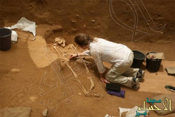 """بعد إخفاؤها 3 سنوات عن أعين الصهاينة.. اكتشاف مقبرة أثرية تبوح بأسرار """"جالوت وداوود"""""""