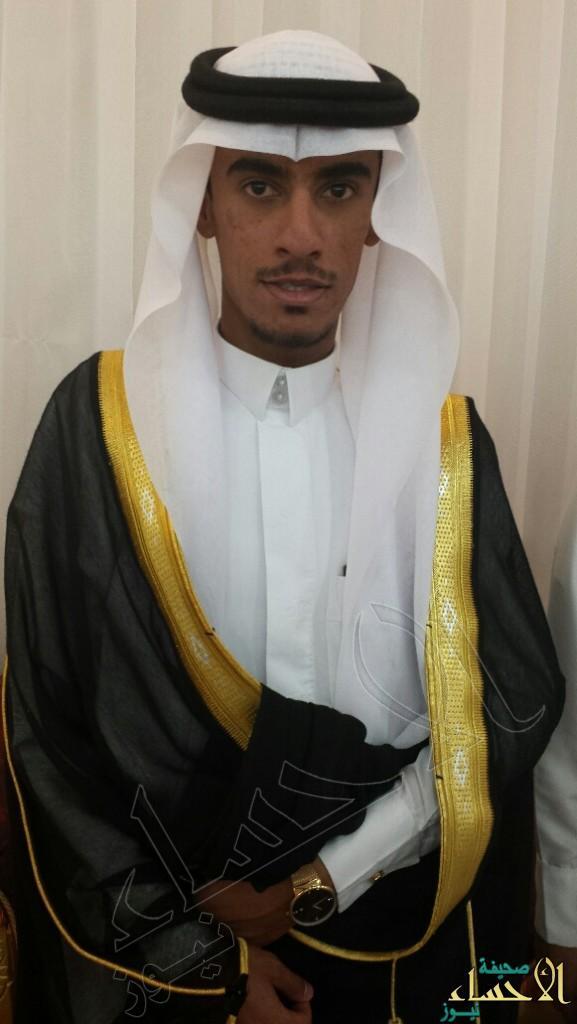 """أسرة المخالده السبيعي بالعيون تحتفل بزواج ابنها """"عبدالله"""""""