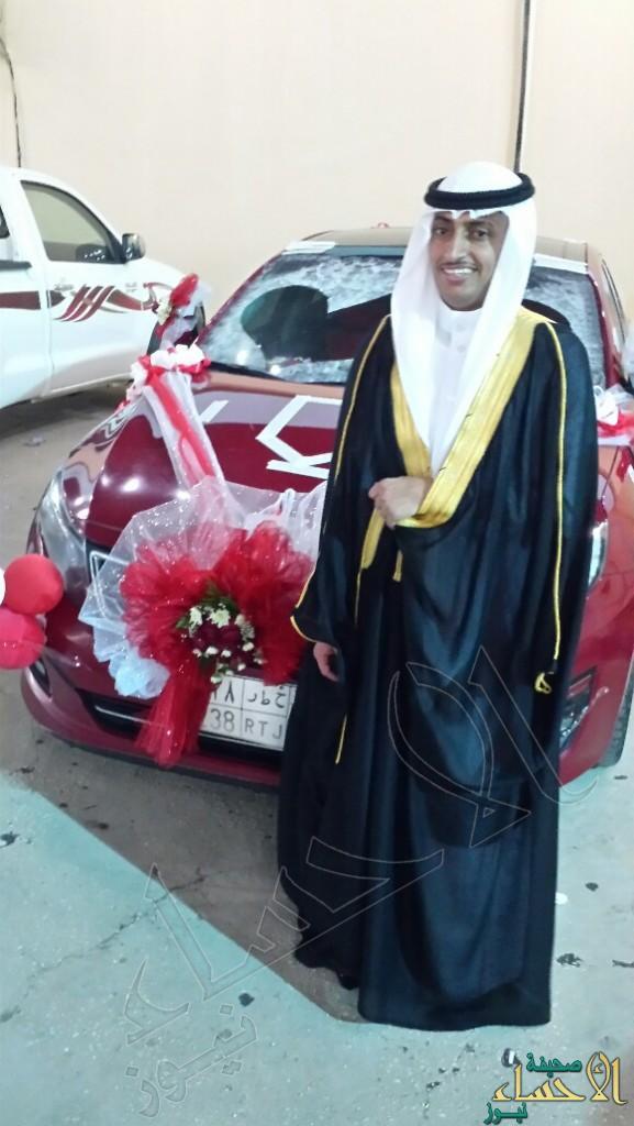 """""""الحسين"""" تحتفل بزواج ابنها """"سعد"""""""