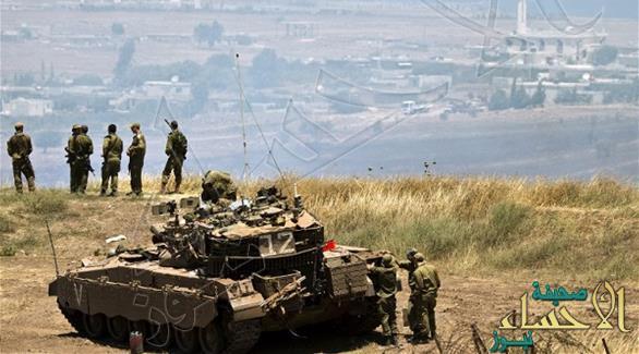 إسرائيل تتوغل في الحدود السورية مئات الأمتار وتخترق خط وقف إطلاق النار