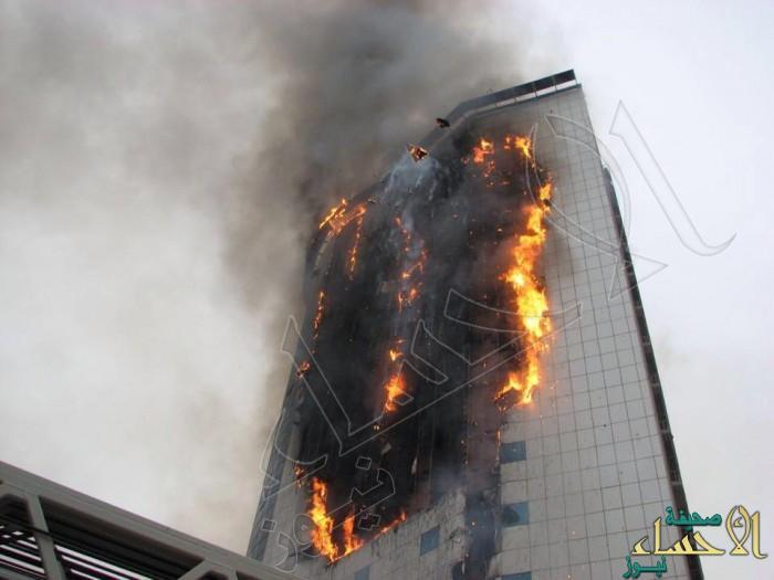 """لهذا السبب الدفاع المدني يحذر من""""الكلادينج"""" المستخدم بواجهات المباني !"""