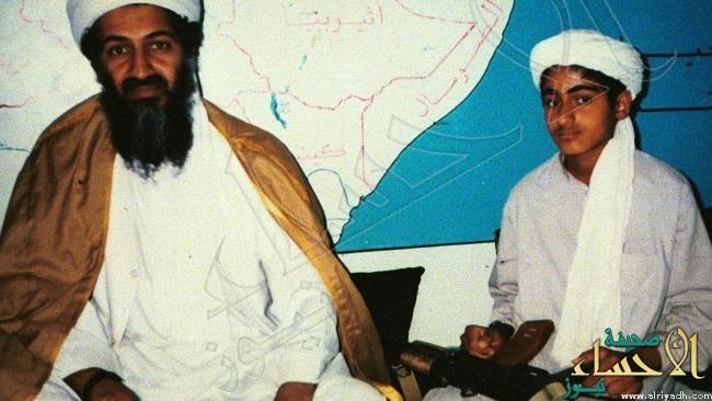 نجل أسامة بن لادن يهدد أمريكا بالانتقام لقتل والده