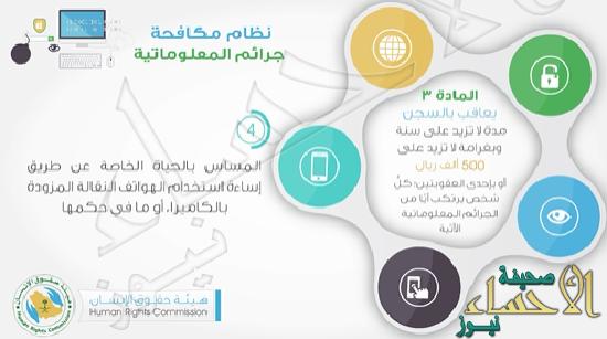 الجرائم الالكترونية في السعودية