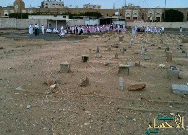 وفاة مواطن داخل قبر أمه بالطائف متأثراً بفراقها !