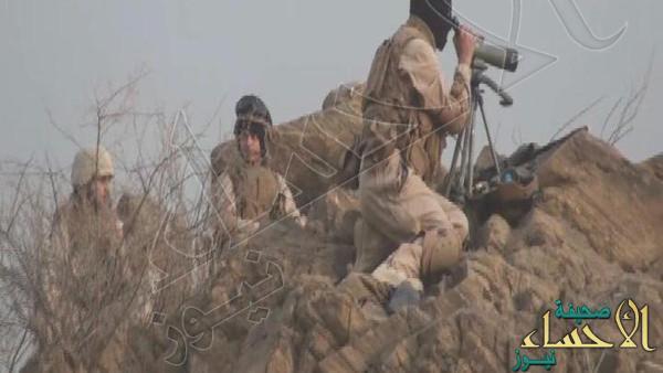 استشهاد ضابط و6 جنود سعوديين أحبطوا تسلل ميليشيا الحوثي