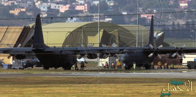 التحالف الدولي يعلن عودة قاعدة إنجرليك إلى العمل
