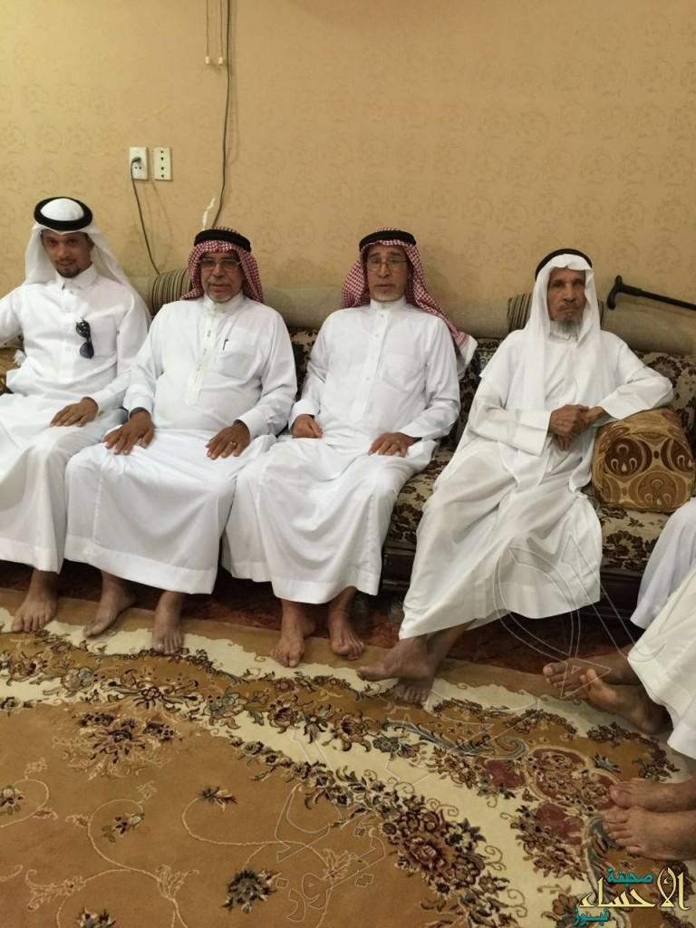 """أسرة الكليب المغيرة تحتفل بعقد قران ابنها """"سعد"""""""
