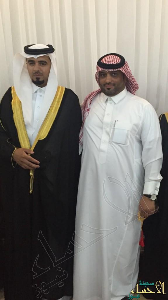 """أسرة الشاهين تحتفل بزواج ابنها """"عبدالله"""""""