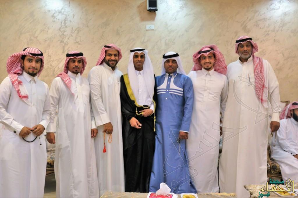 """أسرة الهزاع تحتفل بزواج ابنها """"محمد"""""""