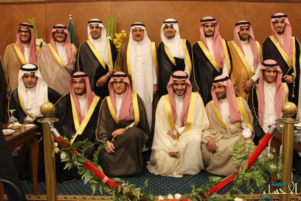 """الحمّاد"" تحتفل بزفاف ابنها ""عبدالعزيز"""
