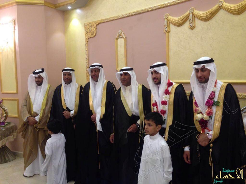 """""""الخلف"""" تحتفل بزفاف أبنائها """"علي"""" و""""محمد"""" و""""عبدالحميد"""""""