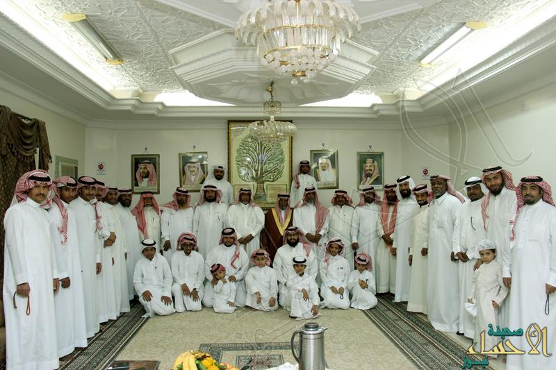 """بالصور… شاهد احتفالات قبيلة """"آل زريق النهدي"""" بعيد الفطر المبارك"""