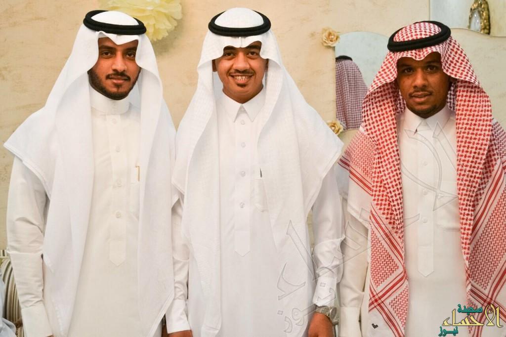 """أسرة """"الصبغ"""" تحتفل بعقد قران ابنها """"صالح"""""""