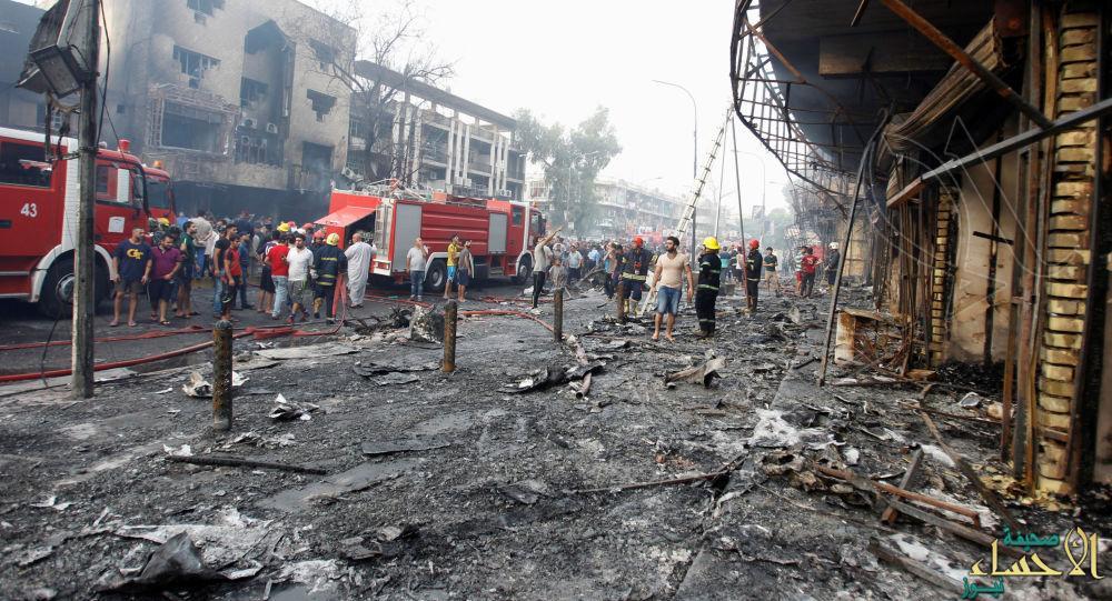 ارتفاع عدد ضحايا تفجير الكرادة إلى 292 قتيلاً